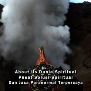 About Us Dunia Spiritual